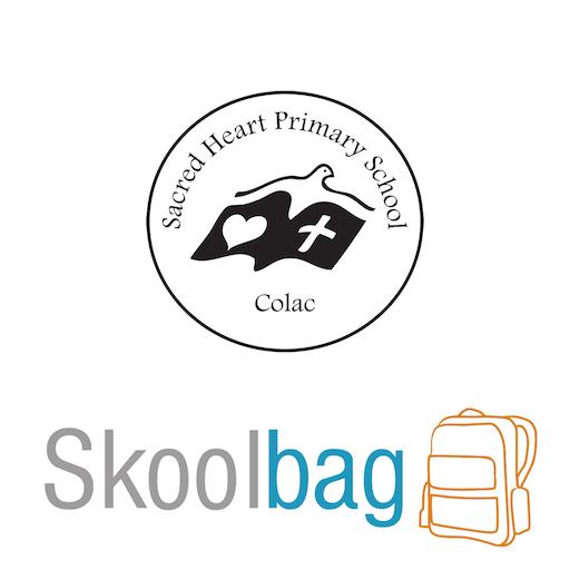Sacred Heart Colac - Skoolbag LOGO-APP點子