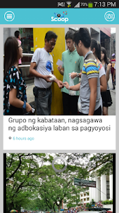 YouScoop- screenshot thumbnail