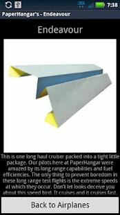Paper Hangar- screenshot thumbnail
