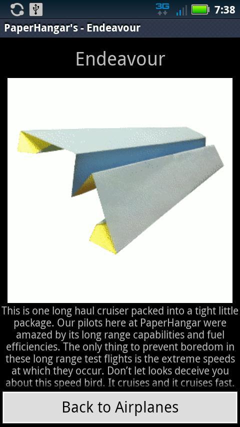 Paper Hangar- screenshot