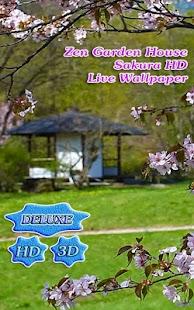 Zen Garden House Sakura HD - náhled