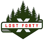 Logo of Lost Forty Blackberry Wheat