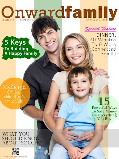 Onward Family Magazine