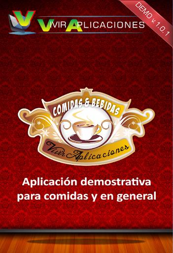 Aplicación demo Empresarial