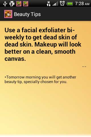 【免費書籍App】Best daily beauty tips free-APP點子