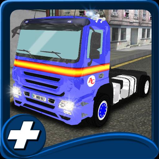 值班史诗送货车 模擬 App LOGO-硬是要APP