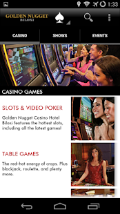 Golden Nugget Biloxi - screenshot thumbnail