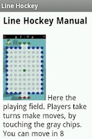 Screenshot of Line Hockey