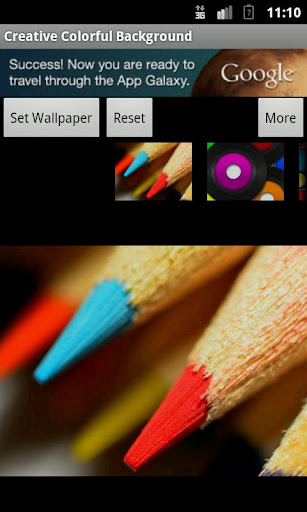 Creative Colorful Background