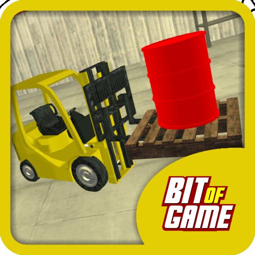 Forklift Sim 3 LOGO-APP點子