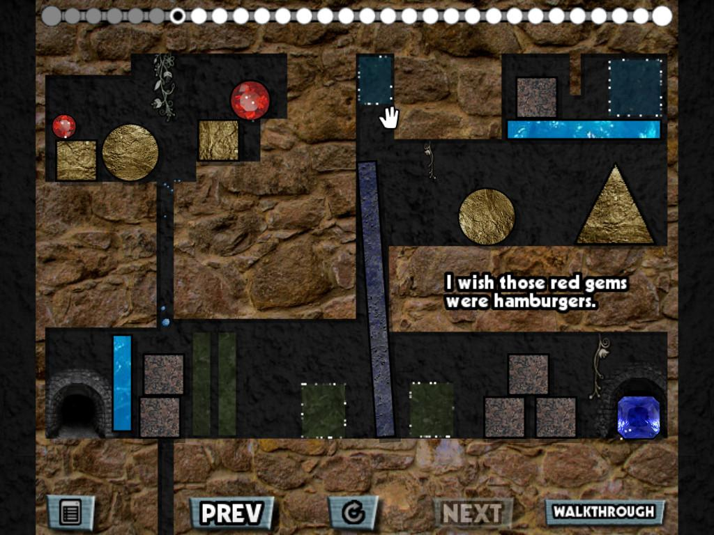 Gem Grab 2013 LITE- screenshot
