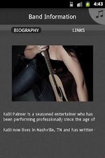 Kalii Palmer - screenshot thumbnail