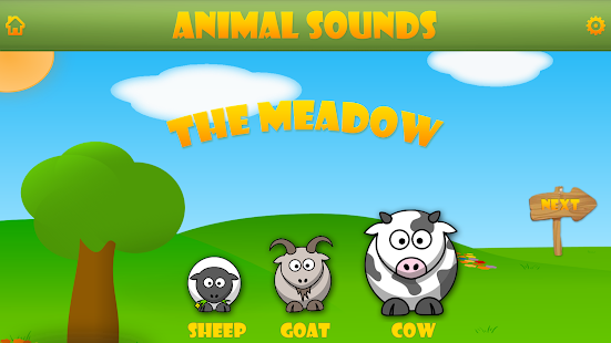 Animal Sounds- screenshot thumbnail