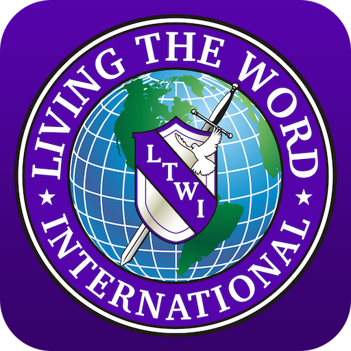 Living the Word Intl LOGO-APP點子