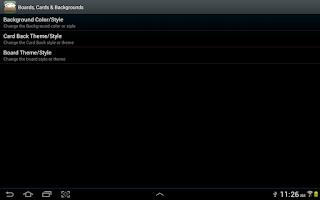 Screenshot of Cribbage Pro