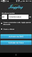 Screenshot of Cheap International Calls apps