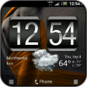 SENSE 2.1 SKIN - FB ORANGE icon
