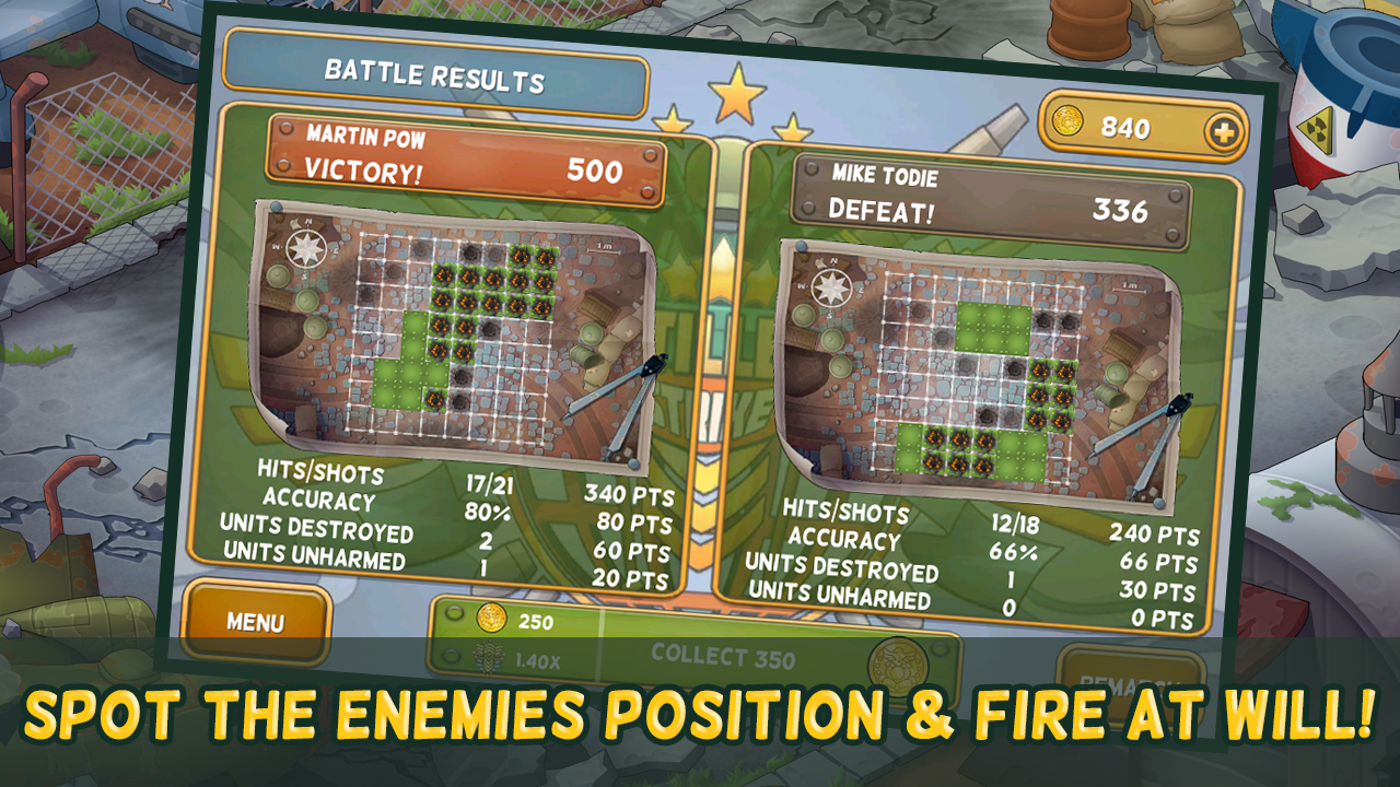 Artillery Strike - screenshot