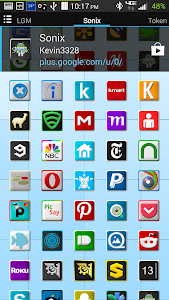 Sonix Icon Launcher Theme v1.0