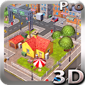 Cartoon City 3D live wallpaper APK