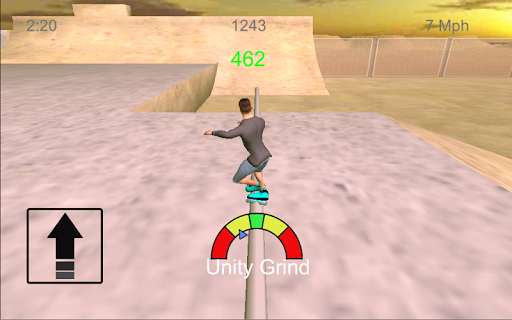 Aggressive Inline Skating 3D