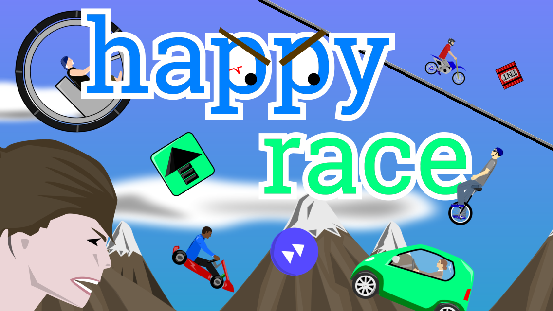 happy wheels how to get all 25 characters