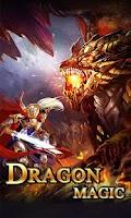 Screenshot of Dragon Magic