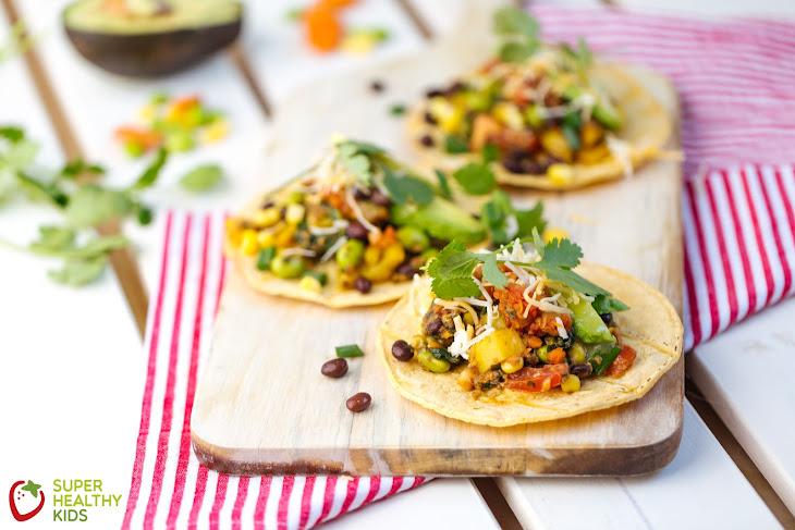 Veggie Enchiladas Recipe