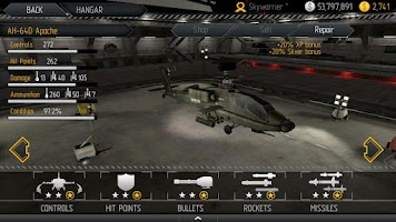 Screenshot of CHAOS Combat Helicopter HD №1