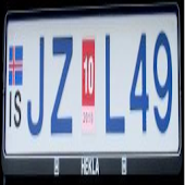 Icelandic Carplates