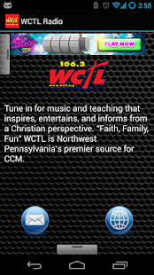 WCTL Radio - screenshot thumbnail