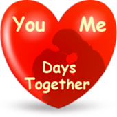 Days together widget wallpaper