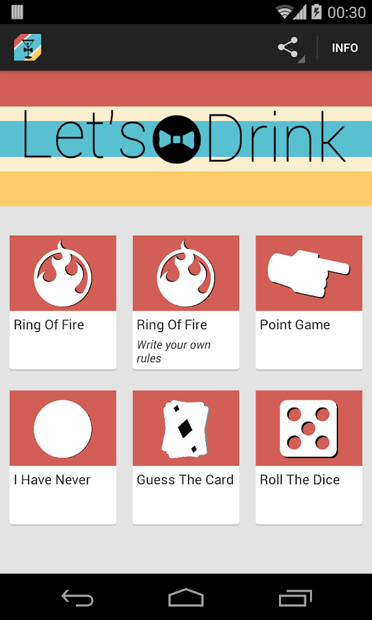Let's Drink -Drinking Game- screenshot