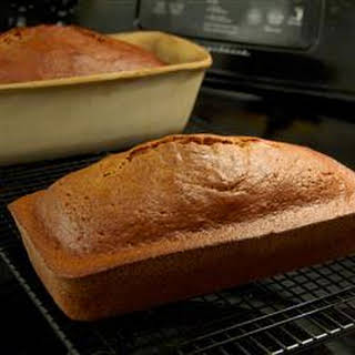 Applesauce Pumpkin Bread.