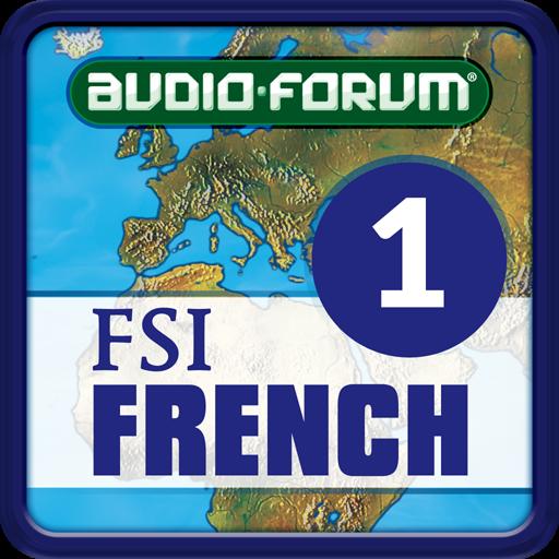 FSI French 1 (Audio-Forum) LOGO-APP點子