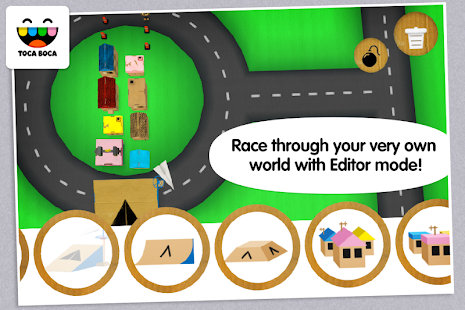 Toca Cars- screenshot thumbnail