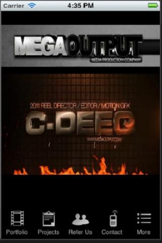 Megaoutput