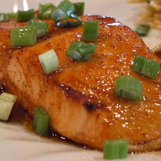 Honey Glazed Salmon Fillet Recipes.