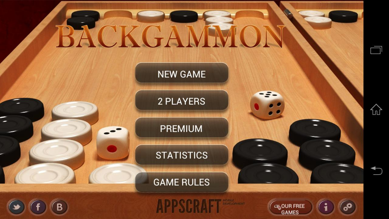 free backgammon download full version