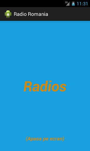 Radio Romania 2014