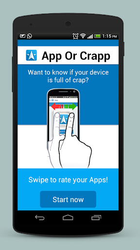 App or Crapp - Rate Your Apps