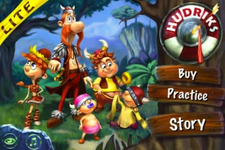 Hudriks Math For Kids Lite - screenshot thumbnail