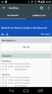 TransitDB Vancouver - screenshot thumbnail