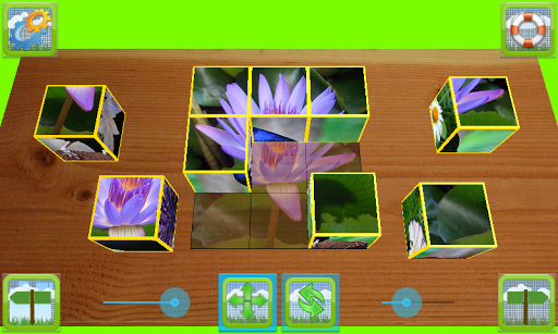 Kids Picture Puzzle 3D Blocks