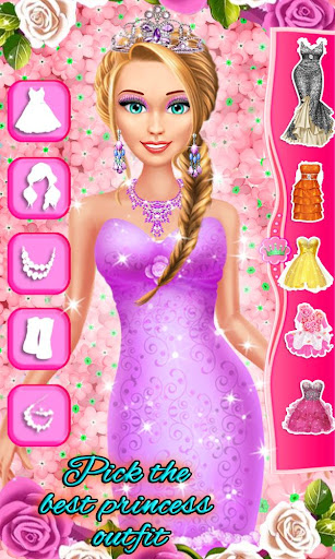 Pink Princess Makeover  screenshots 10