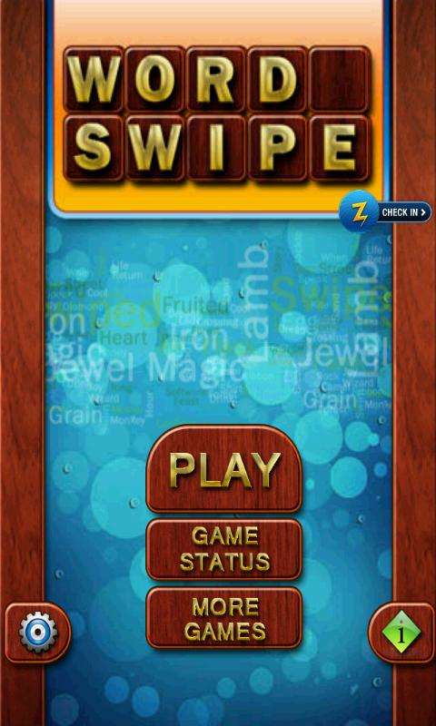 Word Swipe : Word Search - screenshot