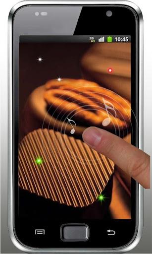 【免費個人化App】Chocolate n Coffee lwp-APP點子