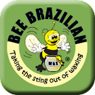 Bee Brazilian icon
