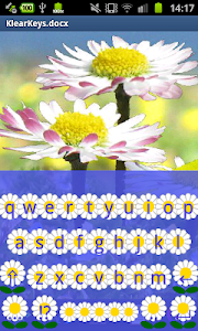 KlearKeys Daisy Keyboard screenshot 6