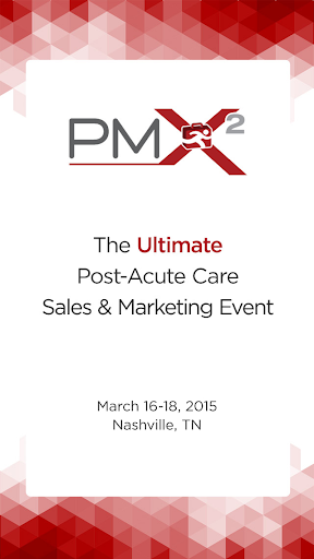 2015 PMX Conference